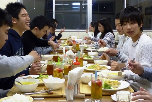 Being Healthy 元気は毎日の食事から